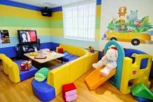 tempat bermain anak dirumah